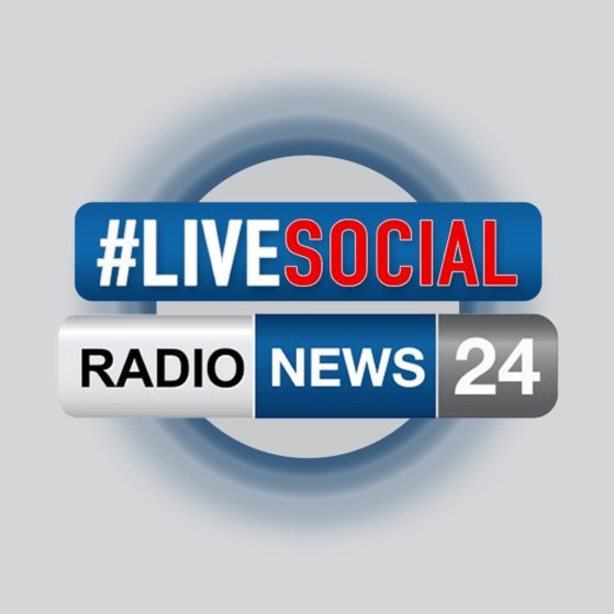 live social collabora con radio news 24